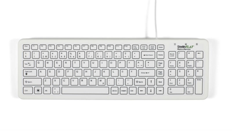 SterileFlat Medical Keyboard